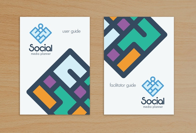 Final cover artwork for the User and Facilitators' Guides