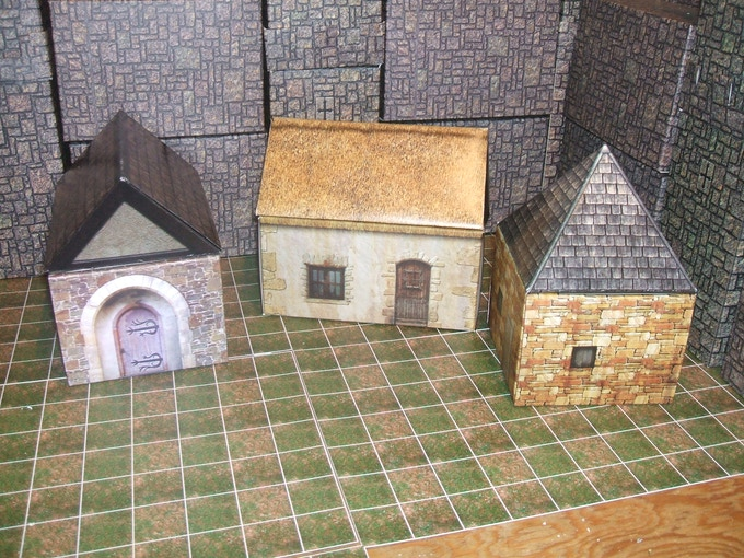 Roofs on Towns