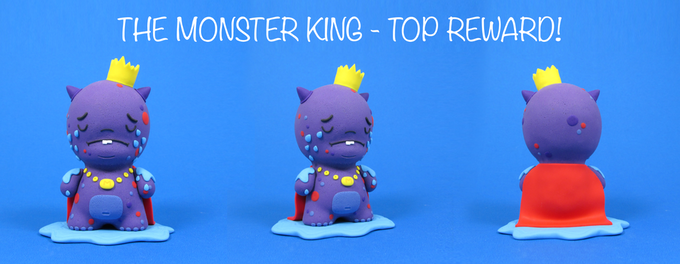the monster king a children s book that comes to life by neil