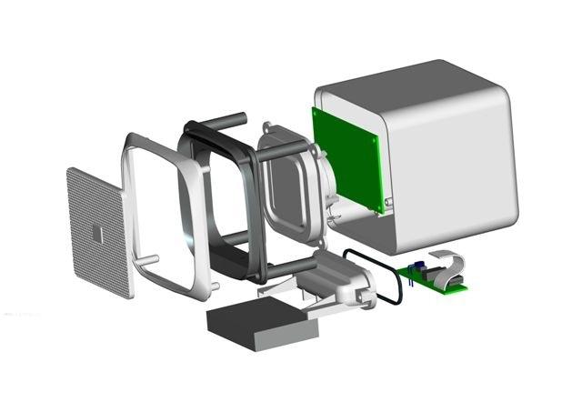Final version CAD drawing