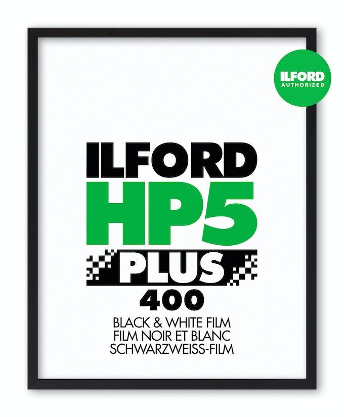 Ilford HP5 Plus 400