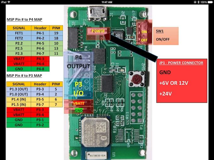 Rekam-DR1 Bluetooth Controller
