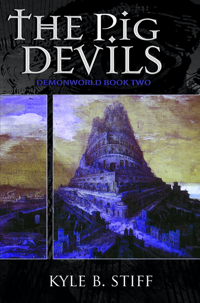 Current cover for Demonworld Book Two: The Pig Devils