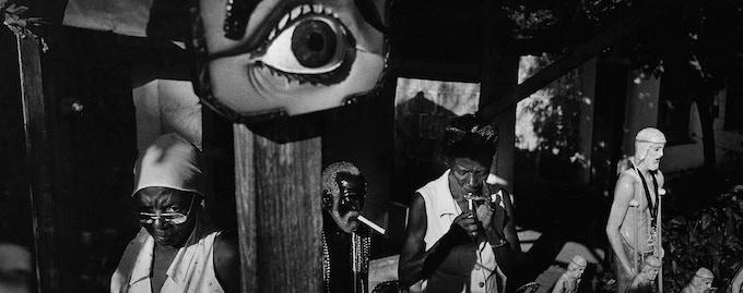 4 - The eye, Santiago de las Vegas, Cuba, 2001
