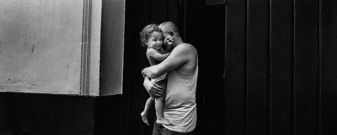 8 - Father and son, Havana, Cuba, 2002