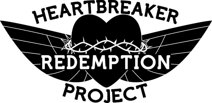 Heartbreaker Redemption logo draft by Nathan Paoletta