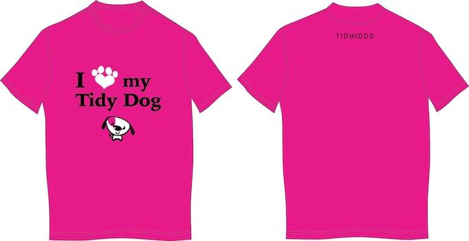 Human Shirt in Pink