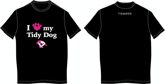 Human Shirt in Black
