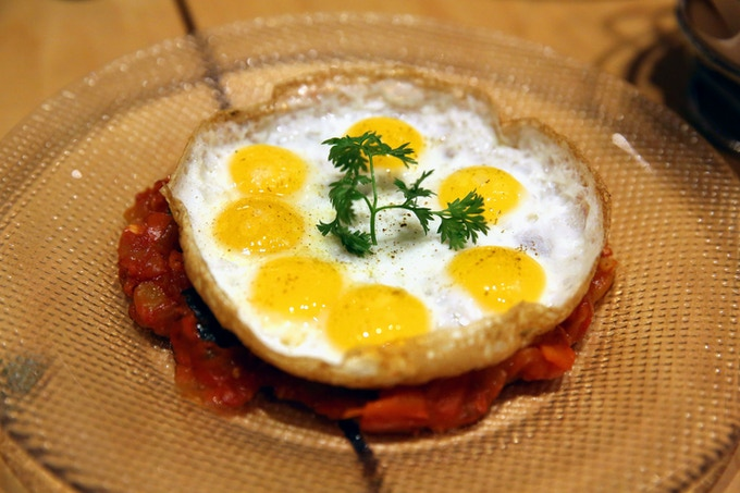 A breakfast at Mercado won't be like a breakfast you can make at home