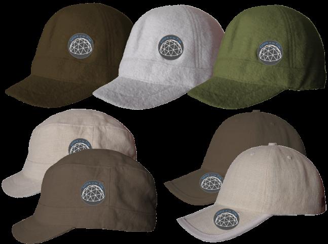 Hemp Dome Hats