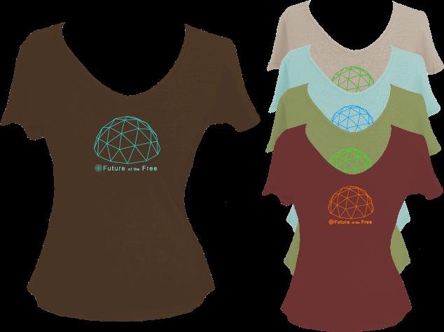 Women's hemp T-Shirts