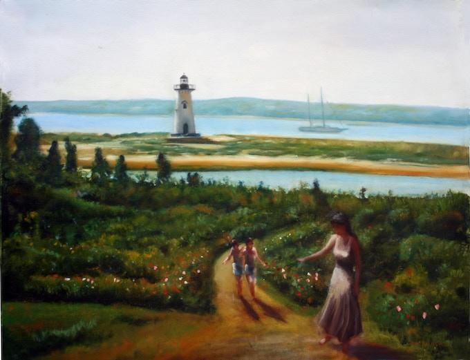Edgartown Lightjouse