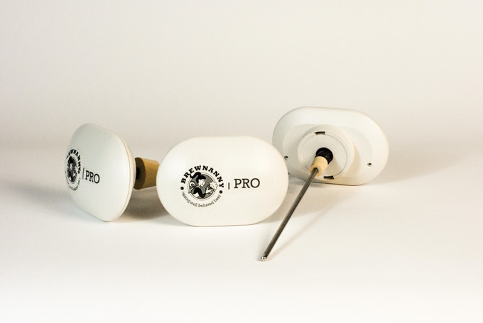 BrewNanny Pro Prototypes