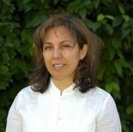 Translator Mariela Griffor