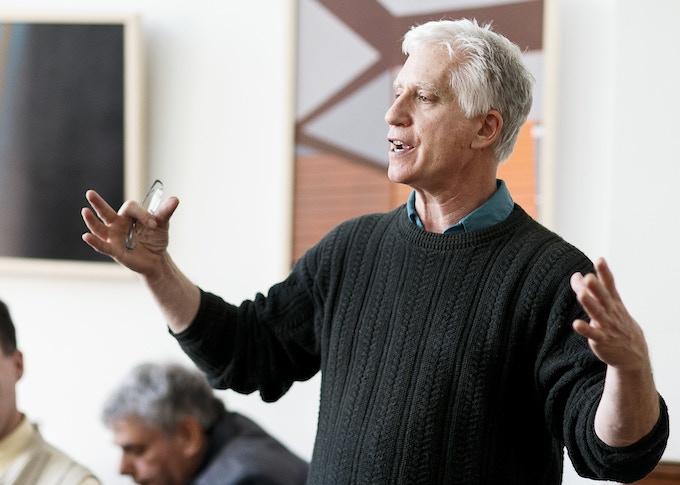 Editor-in-Chief Jeffrey Levine