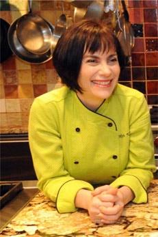 Chef Myra Kornfeld