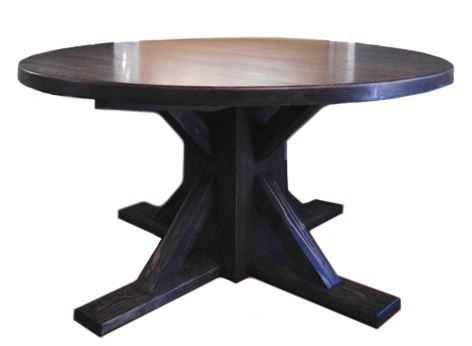 Pocono Modern Custom Dining / Card Table (finish can be chosen by supporter)