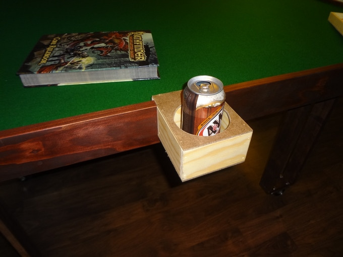 Cup Holder Prototype