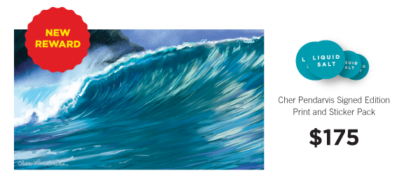 Limited Edition print by Cher Pendarvis.