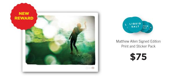 Limited Edition print by Matthew Allen.