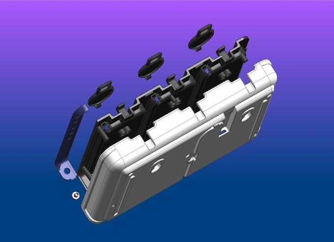Final Mechanical Design of OCHO Mini and OCHO Tags