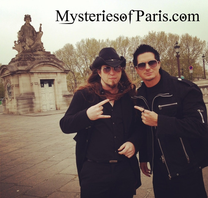 Calendar Mysteries April Adventure Quiz : Quot mysteries of paris limited ed book by father sebastiaan