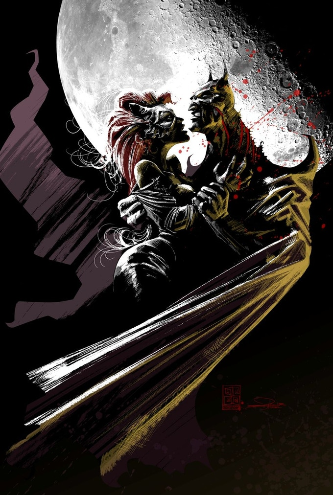 Gotham Waltz