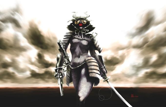 Hot Samurai