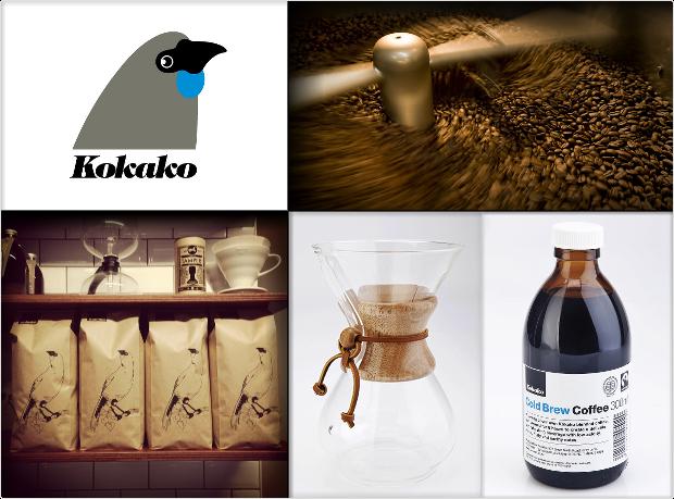 Kokako coffee