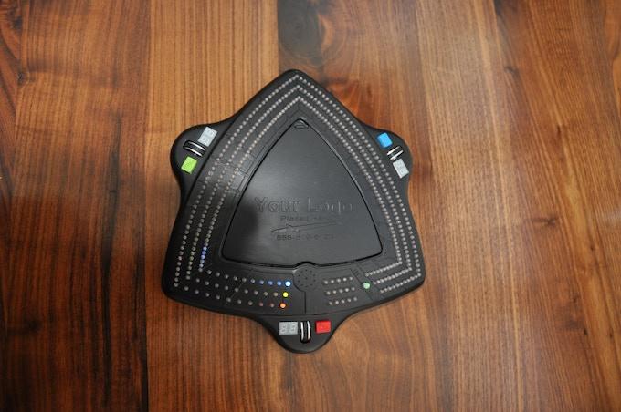 Top View of Prototype