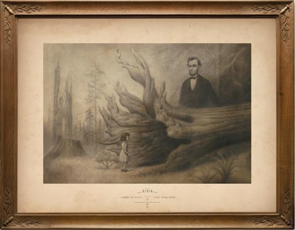 """Mark Ryden, """"Tree of Mystery"""""""