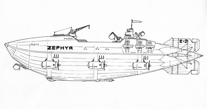 The Zephyr