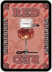 Red Ingredient Card