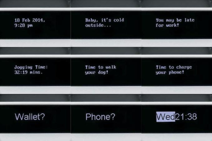 OCHO Pad Message Examples