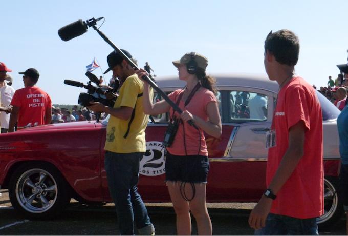 Additional Cinematographer / Editor Armando Croda and Sound Recordist / Additional Editor Lindsey Cordero