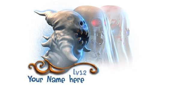 Become a haunted specter from beyond the grave with the Ghost Edition.  Many of our enemies in game have randomly generated names.  We will add your name to the Ghost Pool so now you might encounter a ghost in-game with your name!