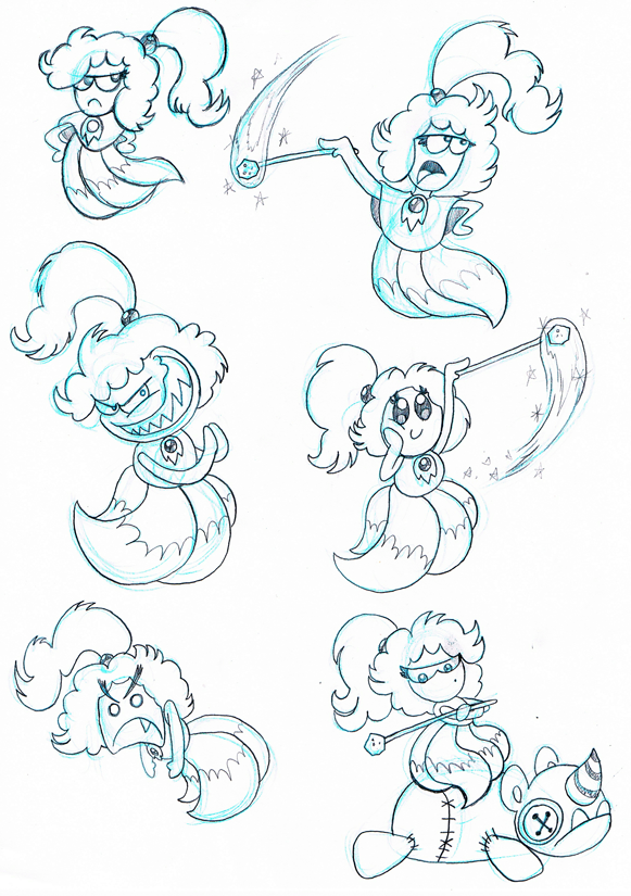 Luna's Doll Concept 2