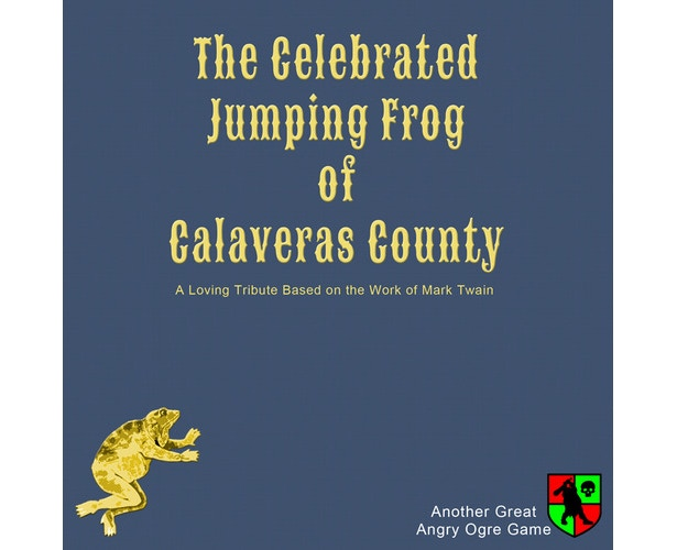 the susceptibility to gullibility in the short story the celebrated jumping frog of calaveras county In twain's short story, the notorious jumping frog of calaveras county, we find that twain explores the american identity in various ways the setting of the story thoroughly explores the different american identities emerging as some americans chose to travel east.