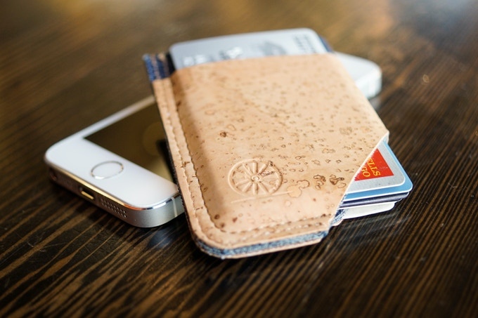 The Slide Wallet By Stitch Amp Locke By Calvin Kwok Kickstarter