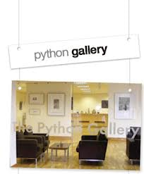 The Python Gallery.