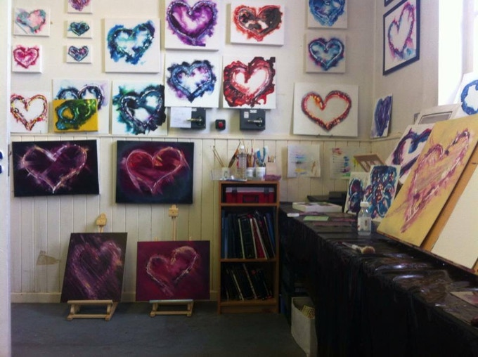 Studio at Gilkes Street