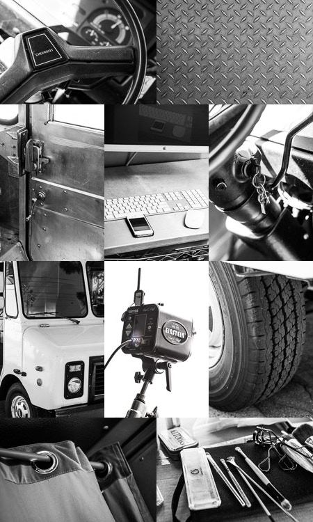 These are some pictures of the truck we've already purchased.