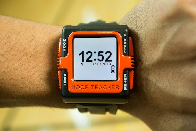 Basic Watch Features Include Time, Date, and an Optional Timer.