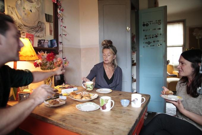 Taking tea with Crass' Eve Libertine