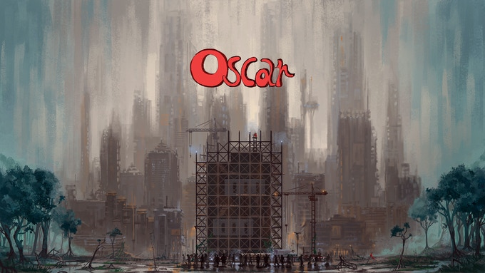 Oscar's locations represent a blend of two worlds. A key scene in the game, listen to the music below to feel the moment.