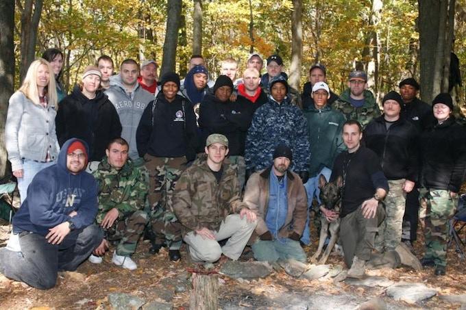 E2E Military Training Event