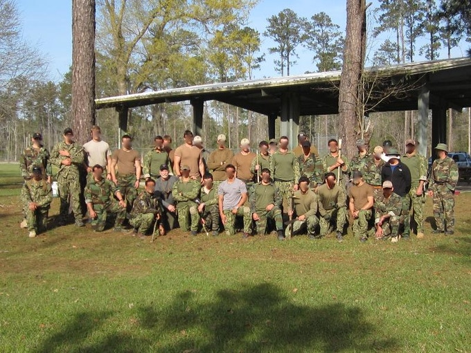 E2E Survival Course for The Navy SEALs