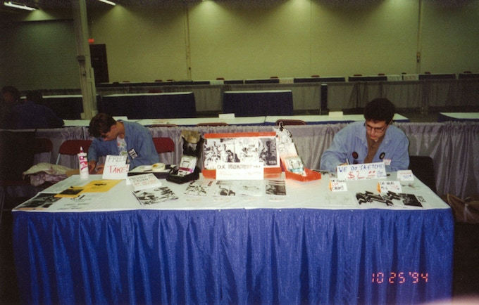 Our First Convention, October 1994