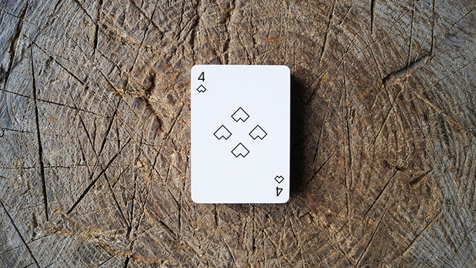The Four of Spades