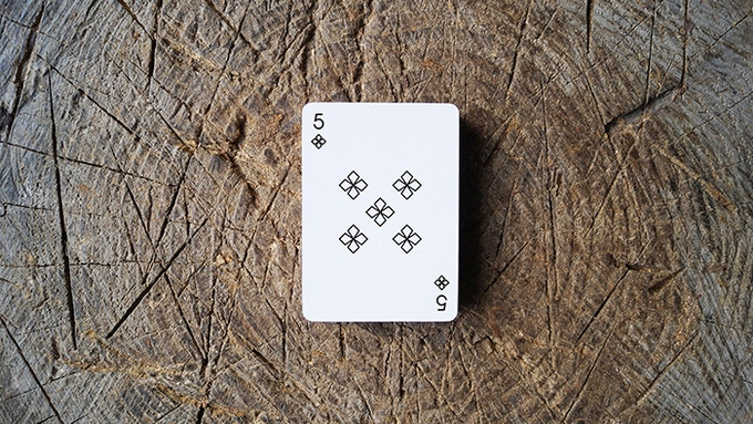 The Five of Clubs